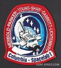 VINTAGE ORIGINAL LION BROS STS 9 Columbia NASA SPACE SHUTTLE Mission PATCH