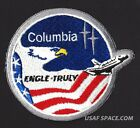 VINTAGE ORIGINAL LION BROS STS 2 Columbia NASA SPACE SHUTTLE Mission PATCH