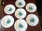 antique dresden porcelain 18th c Plates Plate Germany German China Dishes Dish