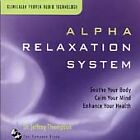 Alpha Relaxation System by Jeffrey D. Thompson 2 Discs.