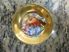 Vintage SAJI Saucer Fruit Pattern Occupied Japan - SAJI Fancy China