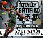 2014 15 Panini Totally Certified Basketball Factory Sealed Hobby Box
