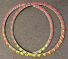 Sweetskinz Hazera Reflective Tires Pair 700c 700x37 for Hybrid Fixie Bikes