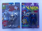 SILVER SURFER  X MEN MR SINISTER Toy Biz 1992 MOC MARVEL SUPER HEROES