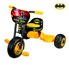BATMAN BIKE TRIKE TRICYCLE TODDLER KID CHILD 3 WHEEL OUTDOOR RIDE ON TOY SCOOTER