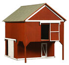 AMB LaserKit Loft Barn Building HO Scale Craftsman Kit NEW #794