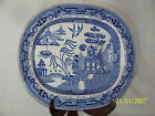 18th/19th Century Antique Willow Pattern