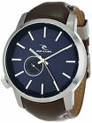 Rip Curl Mens Uomo A2288 NAV Detroit Leather Navy Fashion Lifestyle Watch