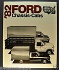 1982 Ford F-Series Trucks Econoline Van RV Courier Brochure F-250 350 E-350 82