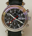 OLLECH  WAJS 100 Swiss made Military Chronograph Dress Watch