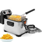 T-Fal Professional Large Capacity Deep Fryer ~ Family Fried Food Electric Cooker
