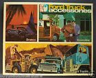 1970 Ford Truck Accessories Brochure Pickup Bronco Econoline Van Nice Orig 70