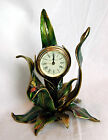 New Jay Strongwater Tall Leaf Clock With Small Bee