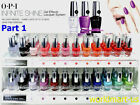 OPI Infinite Shine Polish Nail Lacquer Color Base Top Last Up To 10 Days Part 1
