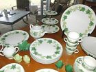 VINTAGE FRANCISCAN IVY CHINA SET OF SIX  LUCY & ETHEL SET 41 PIECES