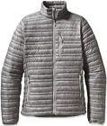 Patagonia Ultralight Down Jacket Women's 84761 Size S Tailored Grey, NWT