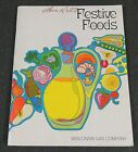 Festive Foods Wisconsin Gas Company 1971 64 Pages
