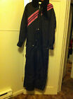 JC Penny Snow Apparel Mens 1 Piece Snowmobile Suit Large Tall