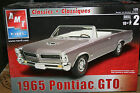 AMT 1965 Pontiac GTO Conv. model kit new factory sealed