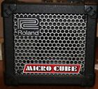 Roland Micro Cube Combo Amplifier with on board effects EXCELLENT