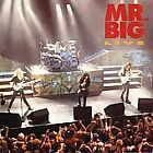 Mr. Big Live by Mr. Big (CD, Mar-2009, Wounded Bird) Import Winery Dogs Rush