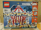 LEGO 10196 Creator Carousel  Brand New Factory Sealed Prestine Condition