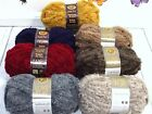 Lion Brand Luxe Fur Plush Yarn Cozy Soft! 1.75oz Select Color Free Shipping!