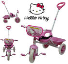 HELLO KITTY TRIKE TRICYCLE KID CHILD 3 WHEEL OUTDOOR RIDE ON TOY BIKE BICYCLE