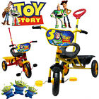 TOY STORY BIKE TRIKE KID CHILD 3 WHEEL OUTDOOR RIDE ON TOY BICYCLE TRICYCLE