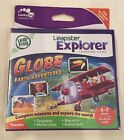 New Leap Frog Leapster Explorer Globe Earth Adventures 4-7 Years Pre-K-1st Grade