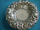 Antique Sterling Silver Bon Bon Dish - Lily of the Valley Pattern-Whiting