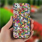 Tokidoki Tulipets Sandy Palette Apple iPhone 5 5S 5SE 6 6Plus 7 7Plus Case