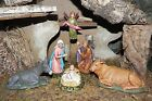 Landi Nativity Scene Set 6 Pieces Figurines Presepio Pesebre Creche