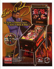 2004 STERN ELVIS PINBALL FLYER MINT