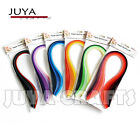 JUYA 3mm Width Quilling Paper 30 Colors390mm Length600 Strips Total