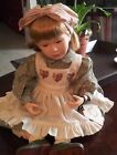 BOYDS COLLECTION DOLL, YESTERDAYS CHILD, ALLYSSA, # 4187/18000, BEAUTIFUL