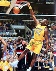 Shaquille O'Neal Signed Los Angeles Lakers 16x20 Photo JSA