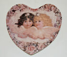 Crestley Collector HEAVENLY HEARTS # 1 Sweetness & Grace by T. Cathey Plate 1993