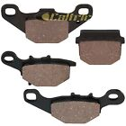 Front & Rear Brake Pads for Suzuki Rm85 Rm85L 2002 2003 2004