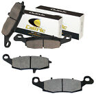 Front & Rear Brake Pads for Kawasaki Vulcan 900 VN900 Custom 2007-2017