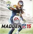 MADDEN NFL 15 Microsoft XBox 360 Game - Complete!