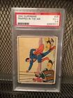 1940 Gum Superman #25 PSA 3.5 Trapped in the Air