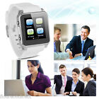 Excelvan154Touch Screen Smart Phone Watch Unlocked GSM Sync F Galaxy S5 Note 3