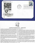 1967 11 17 Prominent Americans Series George Washington Redrawn FDC