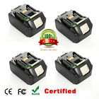 4 X BATTERY For MAKITA 18V 3.0Ah LITHIUM-ION BL1830 BTD140 BHP451 Cordless Drill