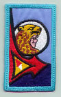 SCOUTS & GIRL GUIDES OF MEXICO - TIGER KNIGHT SCOUT Highest Rank Top Award Patch