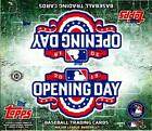 2015 Topps OPENING DAY Baseball HOBBY Box 36 pack 7 card FREE EXPEDITED SHIPPING
