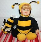 *NEW* BUMBLE-BEE DOLL WITH BABY BEE 10