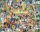 White Mountain Puzzles The Sixties - 1000 Piece Jigsaw Puzzle, New