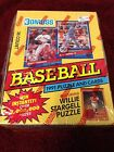 Unopened box of Donruss 1991 Baseball Collector Cards Series 1